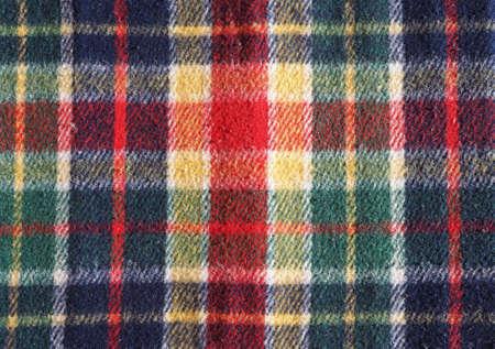 tartan fabric texture useful as a background