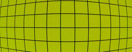 wide green convex graph paper texture useful as a background