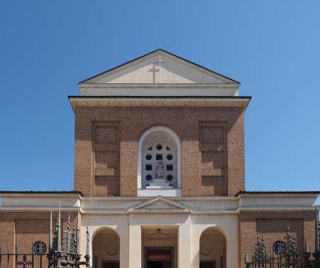 Chiesa di San Giuseppe church in Turin, Italy Archivio Fotografico