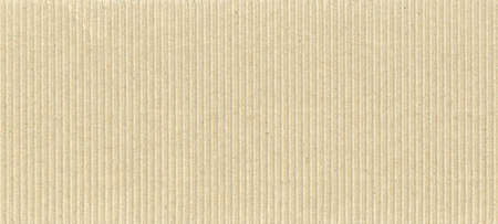 light brown corrugated cardboard texture useful as a background Stock Photo