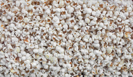 pop corn texture useful as a background