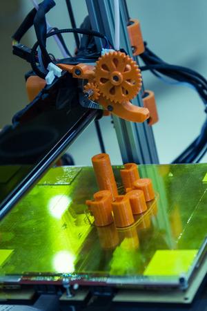 computer printer: 3D printer