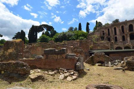 Fori Romani photo