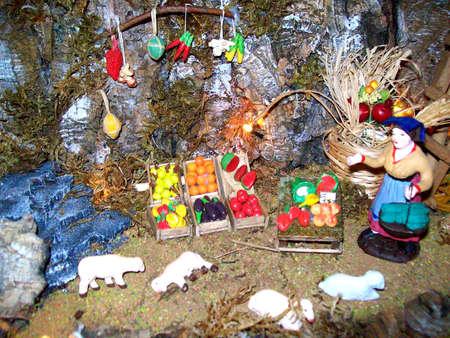 neapolitan: Neapolitan crib