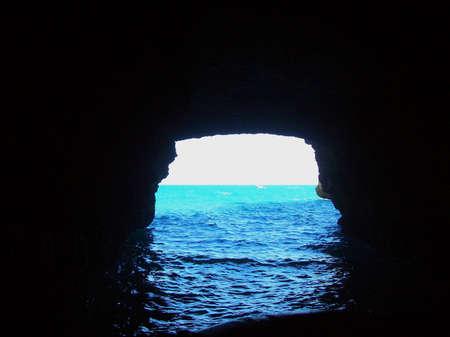 seaview: Sea cave