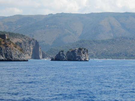 palinuro: marine reserve in Palinuro - 1 of 20