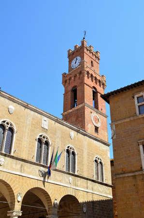 Details of Pienza, Tuscany Italy - 1 of 10 Stock Photo - 22284826