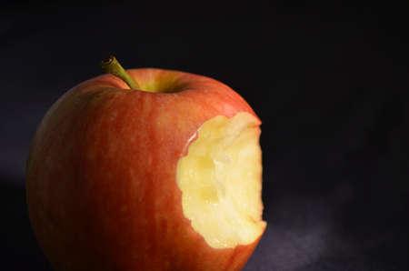 missing bite: apple