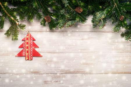 decoracion mesas: Decoración de Navidad en las tablas