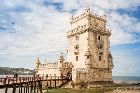 Belem Tower, Lisbon Portugal