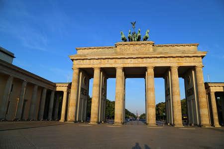 Brandenburger tor photo