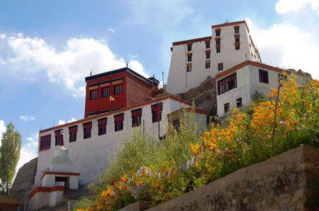 ladakh: Thiksey Monastery, Ladakh,India