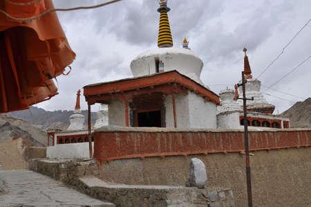 monastery: Lamayuru monastery