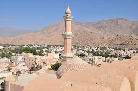 oman: Nizwa Fort Oman