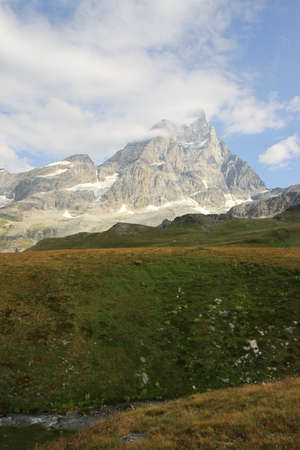 whimper: The Matterhorn, Cervinia, Italy