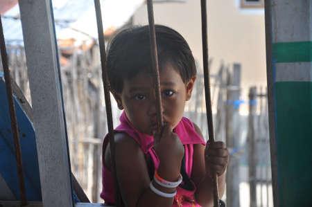 celebes: Unidentified child in Bira