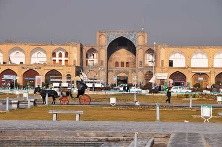 Esfahan square