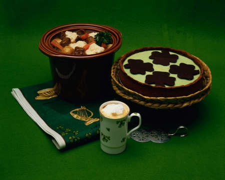 customs and celebrations: customs and celebrations of coffee in the Irish St  Patrick
