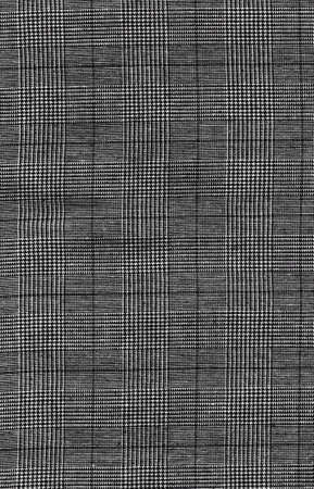 houndstooth background. fabric is rayon. High resolution scan.