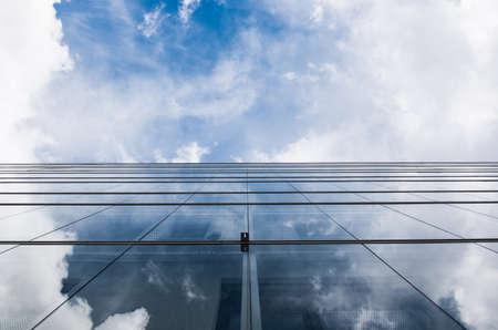 Glass facade 免版税图像