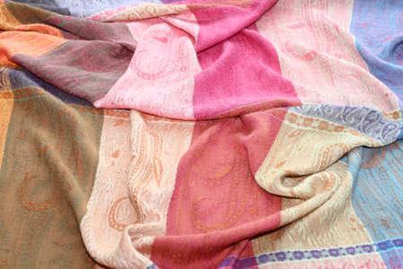 sciarpe: Arabia sciarpe di seta di stile di sfondo