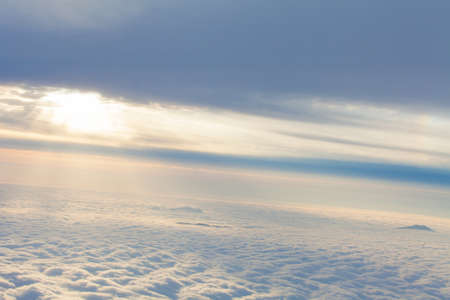 seas: seas of clouds