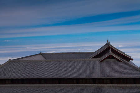 courtyard: The Tang Dynasty courtyard building