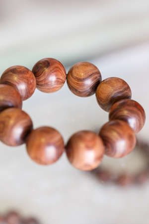 rosewood: beads on a string
