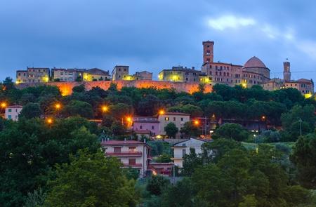 volterra: volterra tuscany, italien Stock Photo