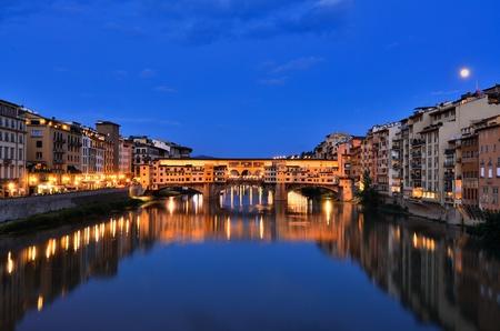 Ponte Vecchio Firenze Italia