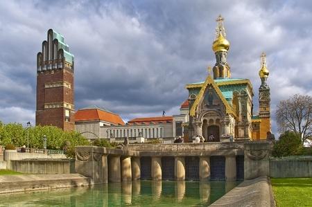 ダルムシュタット、ドイツのロシア正教教会