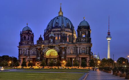 curren: The Dome of Berlin, Germany