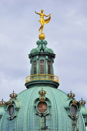 Detail of Palace Charlottenburg, Berlin, Germany Stock Photo - 16979505