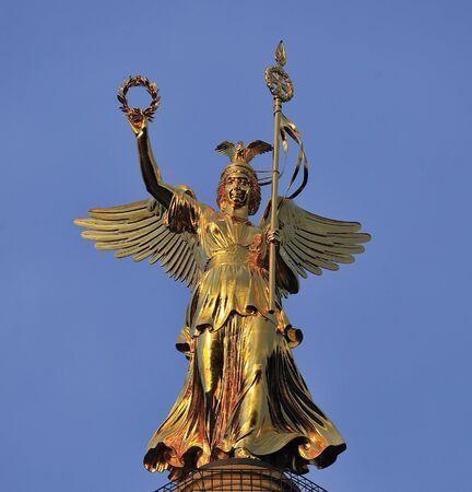 勝利ポール ベルリン、ドイツの天使
