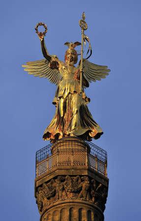 勝利の棒、ドイツのベルリンの勝利の天使