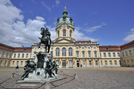 ベルリン シャルロッテンブルク宮殿