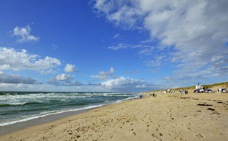 ズィルト島 Strandpanorama