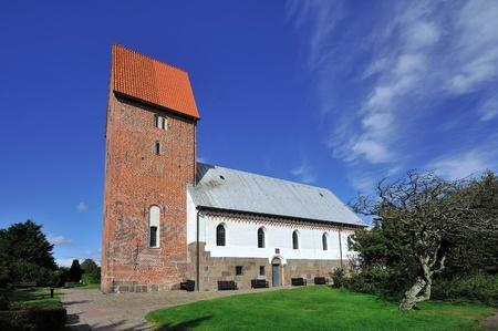 サン ・ セヴラン教会のズィルト島、ドイツ