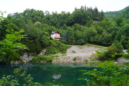 House in Kakuetta 版權商用圖片