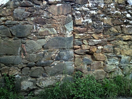 masonary: Stonework Wall