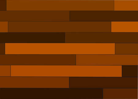 Panelings have beautiful pattern and brown in background, illustrations design