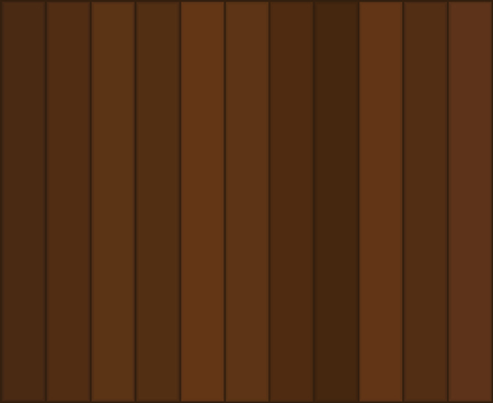 Beautiful brown wooden wall pattern background, illustrations design Illustration