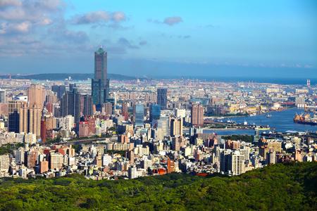 Kaohsiung skyline
