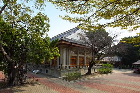 bushido: Natural way six arts cultural center, Taichung, Taiwan