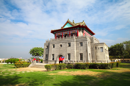 towers: Kinmen Juguang tower, Taiwan