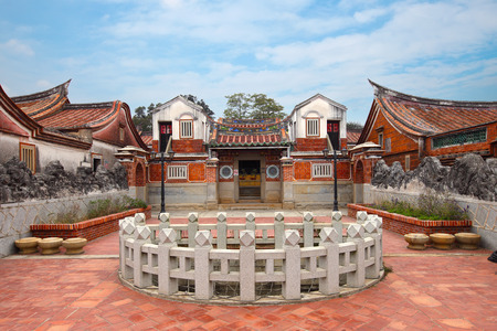 Traditional architecture in Kinmen, Taiwan