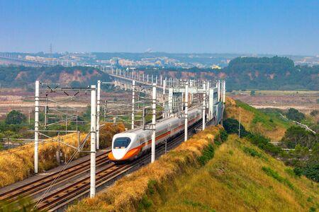 taiwan high speed rail in Taichung