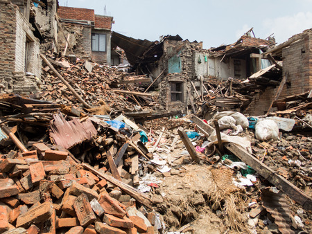 Nepal Earthquake which occurred on April 25 and May 12 of 2015.