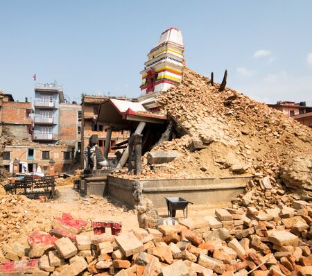 occurred: Nepal Earthquake which occurred on April 25 and May 12 of 2015.
