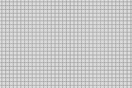 square detail: A background of graph paper and colors.
